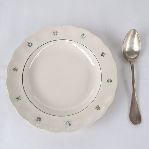 """Gustavsberg グスタフスベリ Stig Lindberg """"Blommor"""" スープ皿"""