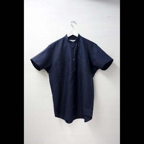 [NATSUMI ZAMA] 2017SS Herdmans Linen Men's Shirt