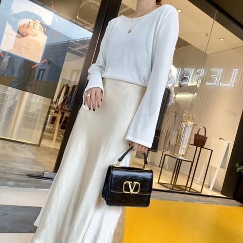 予約注文商品 Vリングトートバッグ トートバッグ ショルダーバッグ 韓国ファッション