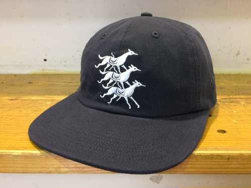 [ by Parra ] horse club 6 panel hat