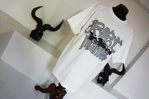 KRCmodified TシャツB(White)