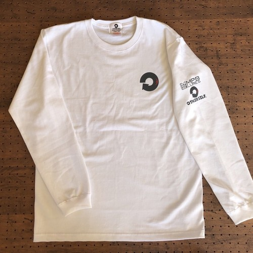 OTHERSELF×MPBLURES / Long tee / WHITE
