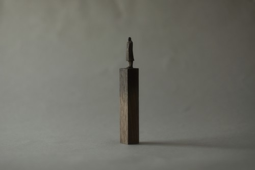 (103)wood figure-mini台付_057