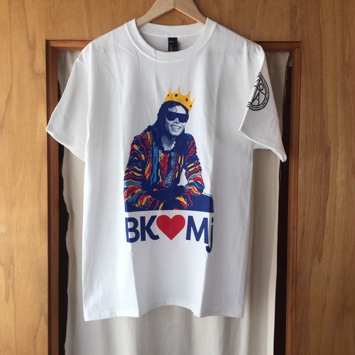 関係者限定 Brooklyn Love Michael Jackson 2018 Tee Crew