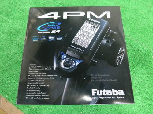 フタバ 4PM 送信機のみ (S-FHSS、T-FHSS、T-FHSS-SR、ミニッツ対応