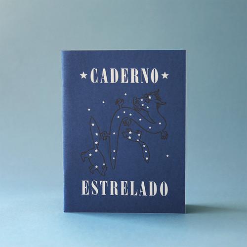 Serrote Notebook - ESTRELADO