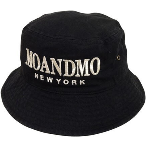MOANDMO LOGO BUCKET HAT