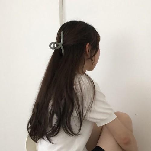nine hair clip(3 colors)
