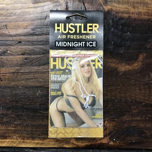 HUSTLER・セクシーガールエアフレッシュナー・ミッドナイトアイス(ブラックアイス風)・2011-01