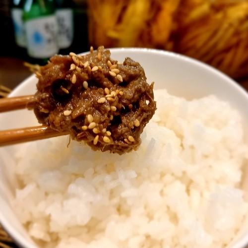 和牛の佃煮(100g)/テイクアウト