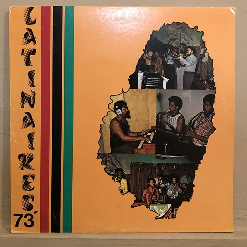 ●THE LATINAIRES ORCHESTRA / LATINAIRES 73'