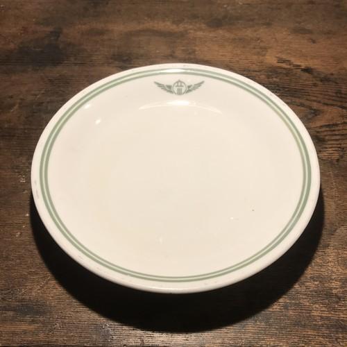 立川飛行機 お皿 統制陶器