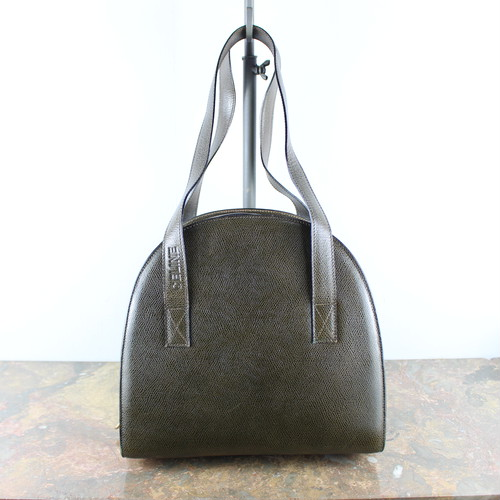 .OLD CELINE LEATHER TOTE BAG MADE IN ITALY/オールドセリーヌレザートートバッグ 2000000048161