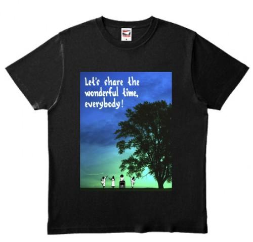 【買って応援A】種蒔く人Tシャツ