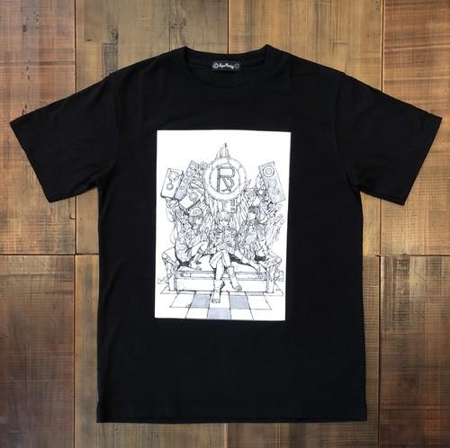 RHYMEBERRY(ライムベリー)マンガTシャツ2