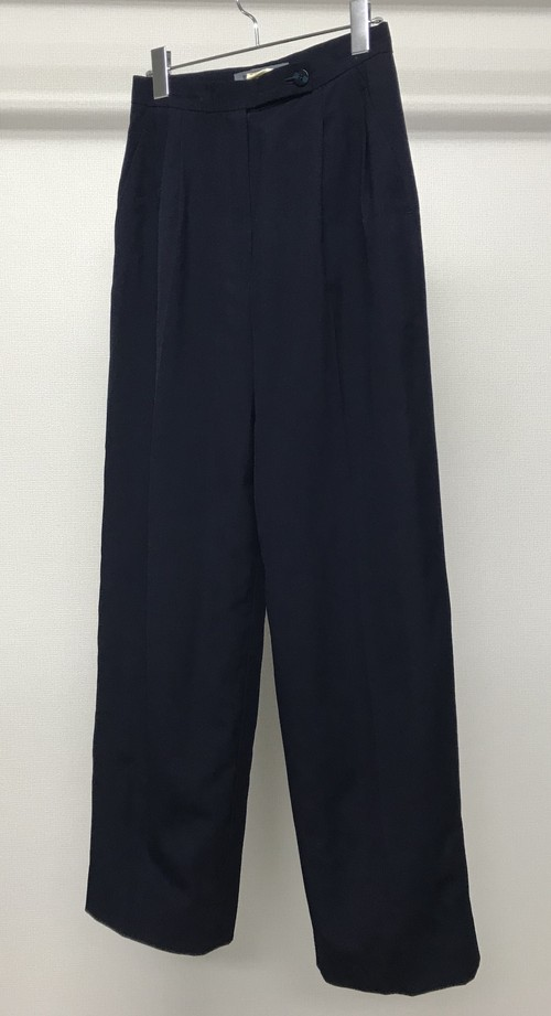 1980s ISSEY MIYAKE WIDE LEG TROUSERS