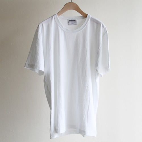 Upcycle【 mens 】vintage wash tee