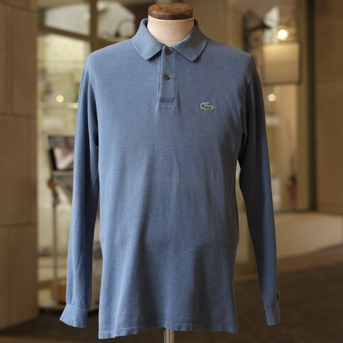 OLD LACOSTE POLO SHIRT LONG SLEEVE