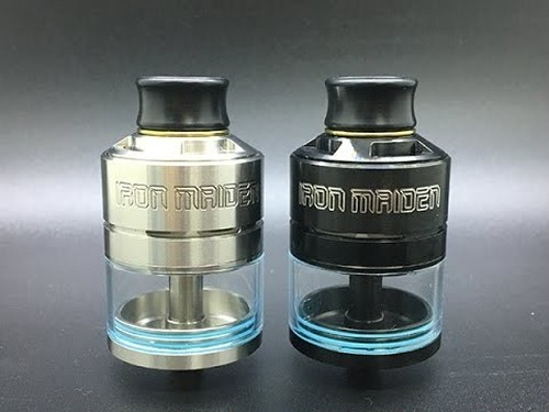 IRON MAIDEN RDTA by Hellvape