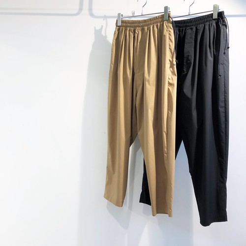 my beautiful landlet 【マイビューティフルランドレット】 Cotton Polyester tapered pants