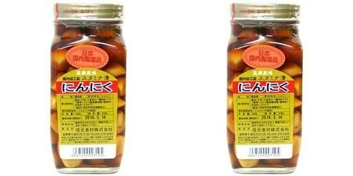高原風味 にんにくスタミナ漬280g×2本セット《送料無料》