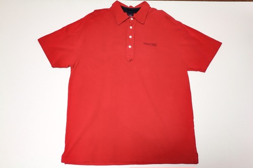 USED TOMMY JEANS POLO SHIRT
