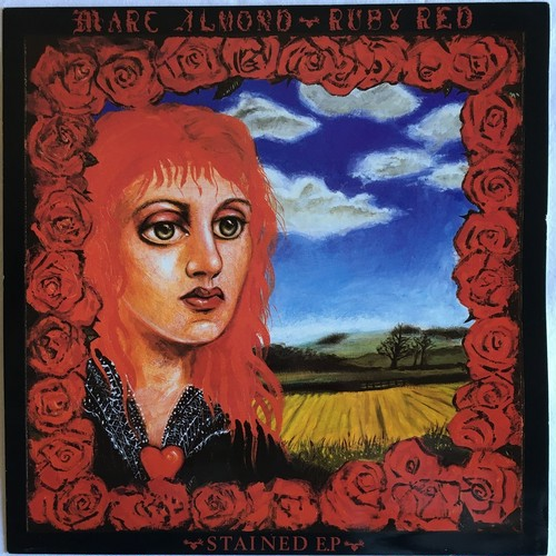 【12inch・英盤】Marc Almond  / Ruby Red  (Stained EP)