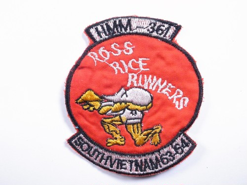 "OLD PATCH""HMM-361 SOUTH VIETNAM'63-'64"""