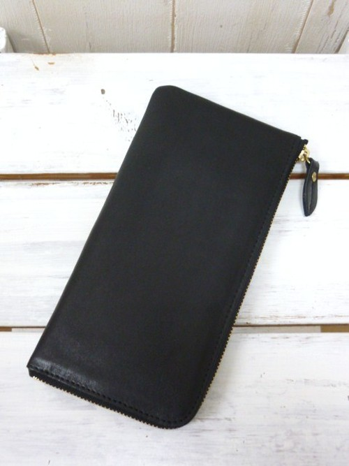 Piccante Leather Wallet (ピカンテ レザーウォレット/長財布) Made In Japan