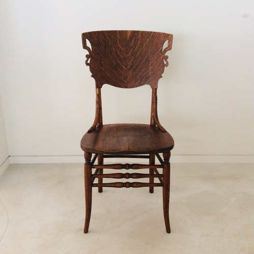 Tigerwood Dining Chair