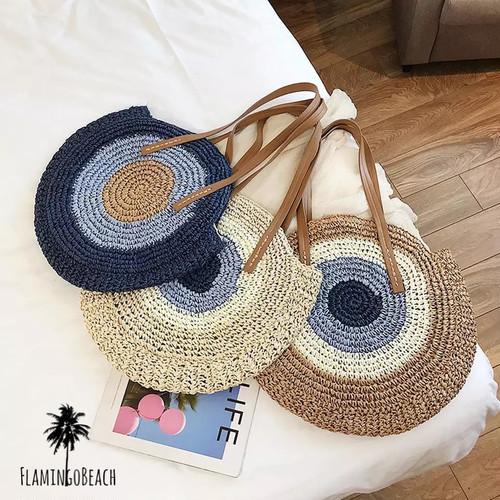 【FlamingoBeach】 circle bag バック 57291