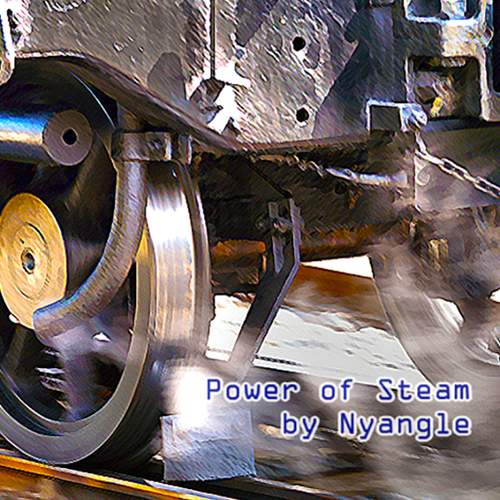 """Power of Steam"" --- techno, electro"