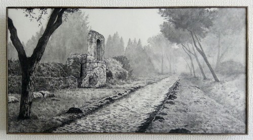 再入荷希望の方ご相談下さい。     中島 淳志「Appia Antica」