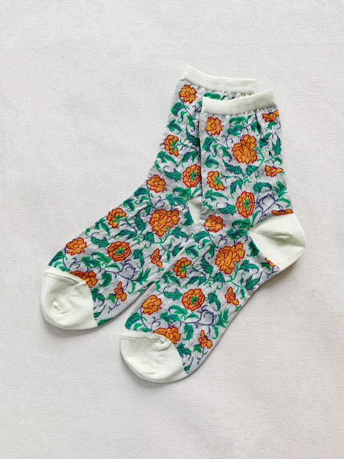 MARCOMONDE  Flower Sox