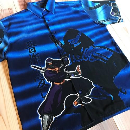 Late 90's MT:2 アニメシャツ 晋作の愛し…々 DEAD STOCK