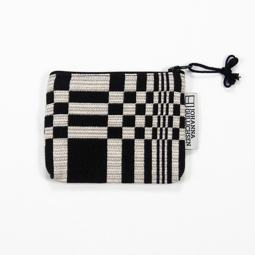 JOHANNA GULLICHSEN Coin Purse Doris Black