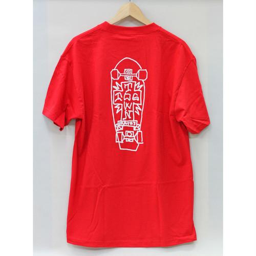 【ドッグタウン】ゴンズ2 Tシャツ レッド