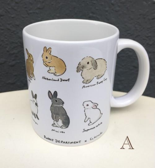 森山標子イラストオリジナルマグカップ