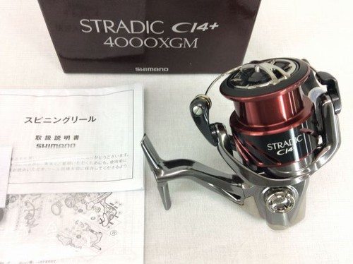 シマノ ストラデッィク CI4+ 4000XGM