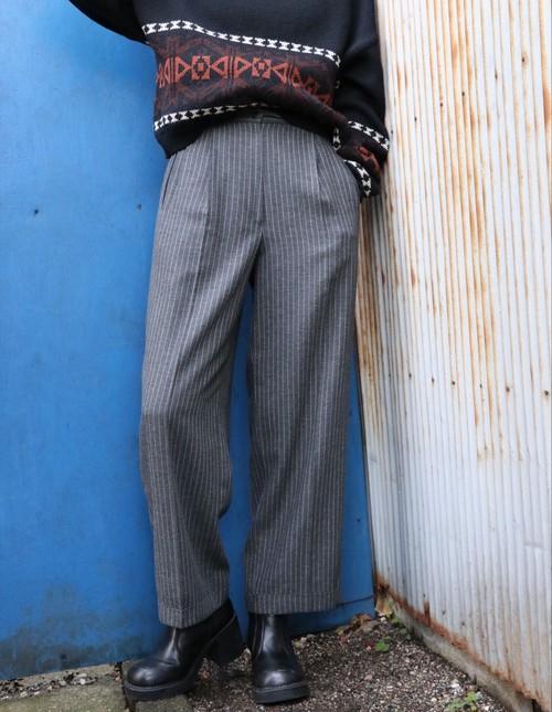 90's Pinstripe pants