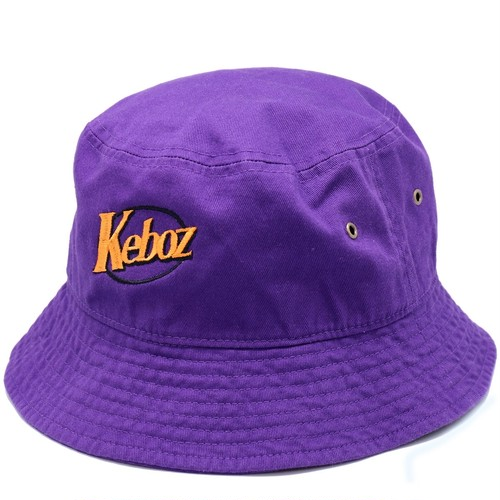 CS BUCKET HAT PURPLE
