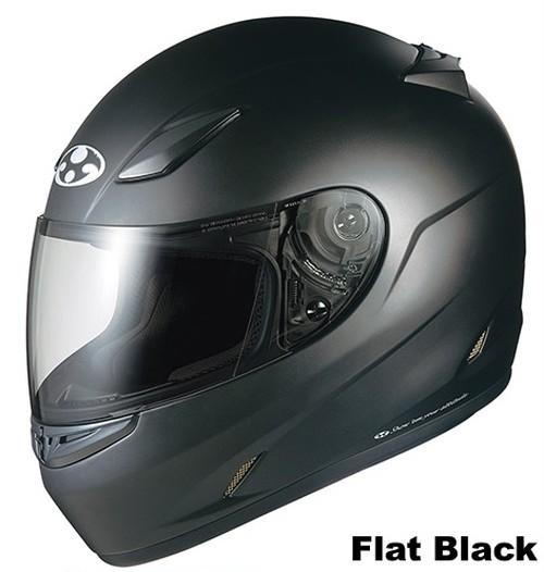 OGK FF-R3 Flat Black