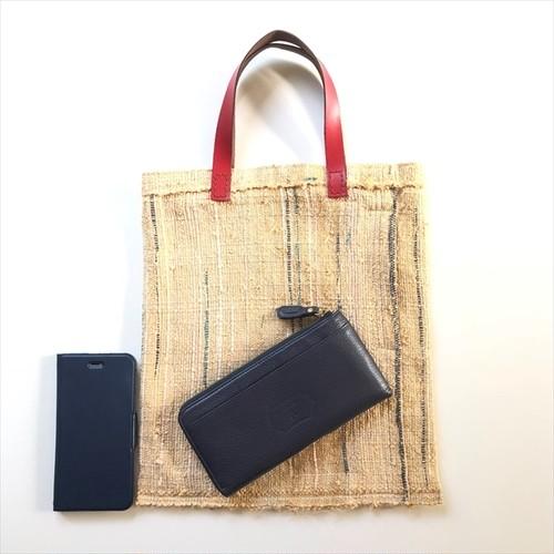 ◆裂き織りトートバッグ◆s18-37