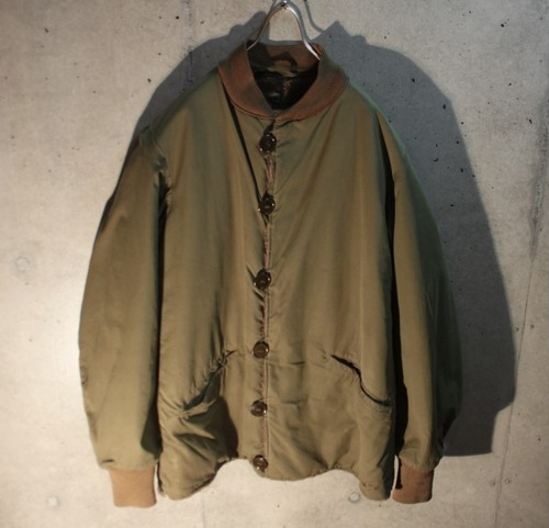 40s us army m-1943 Pile jacket