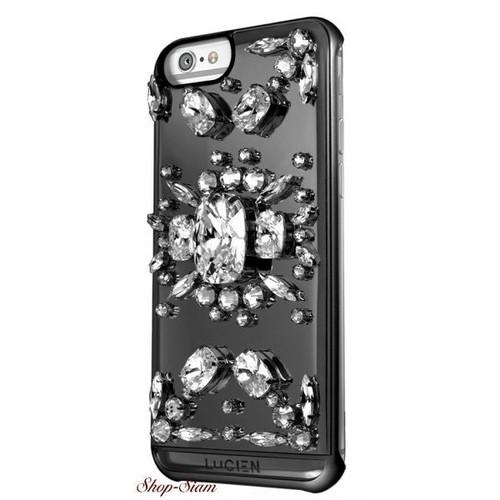 LUCIEN(ルシアン) iPhone6 Plus/6S Plus case Miss Lucien <Armor×White>