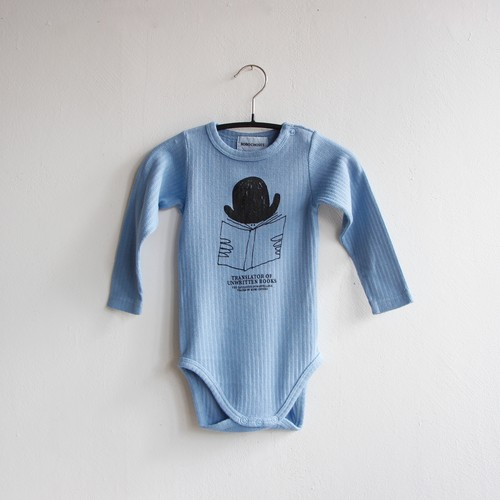《BOBO CHOSES 2020AW》Translator long sleeve Body / 6-12M