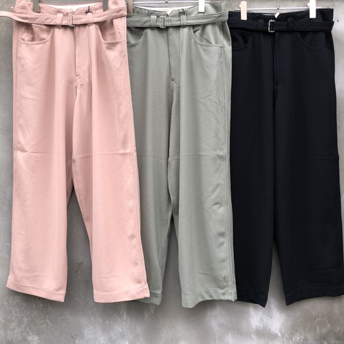 "saby  ""super big pants 40/4 dry heavy twill"""