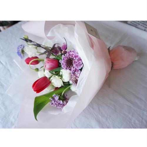 季節のおまかせ花束