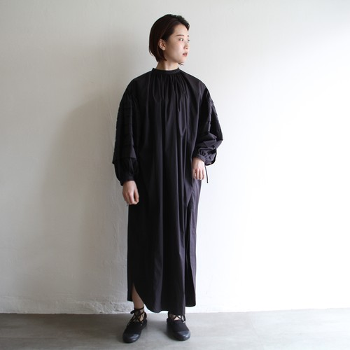 WRYHT【womens】cho-chin sleeve folk dress