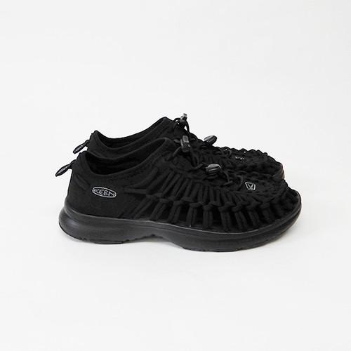 【KEEN】UNEEK O2 LADIE'S BLACK キーン ユニークオーツー レディース ブラック